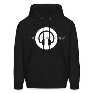 Three Point King Hoody - Men's Hoodie