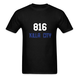 816 killa city tee - Men's T-Shirt