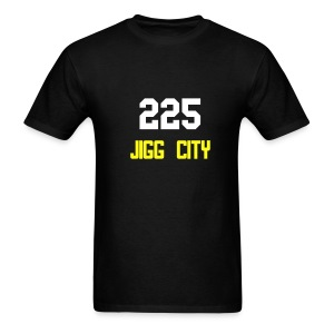 225 jigg city tee - Men's T-Shirt