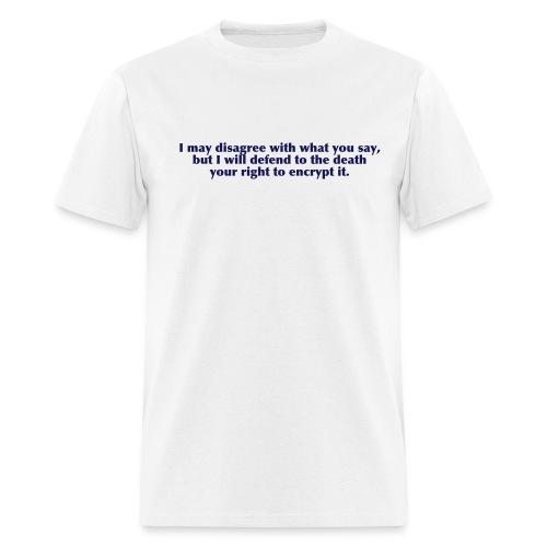 tool talk - Men's T-Shirt