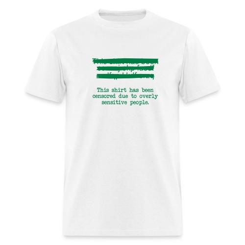 Censored - Men's T-Shirt