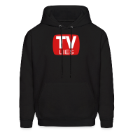 Hoodies ~ Men's Hoodie ~ TV LIES