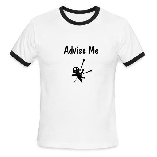 Advise - Men's Ringer T-Shirt