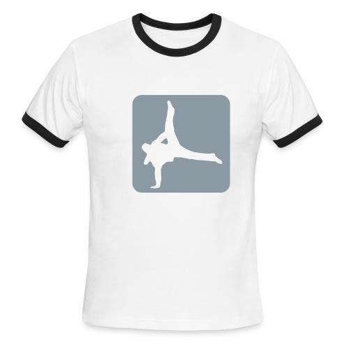 Breakdance - Men's Ringer T-Shirt