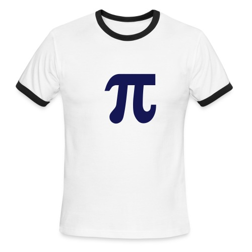pie - Men's Ringer T-Shirt