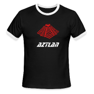 T-Shirts ~ Men's Ringer T-Shirt ~ aztlan