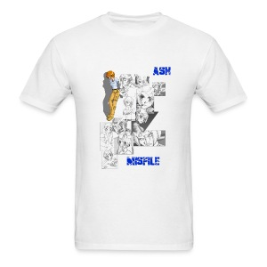 Ash T-shirt - Men's T-Shirt