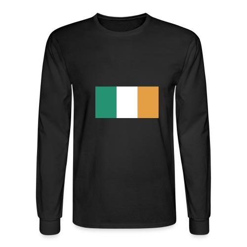 Long black tee - Men's Long Sleeve T-Shirt