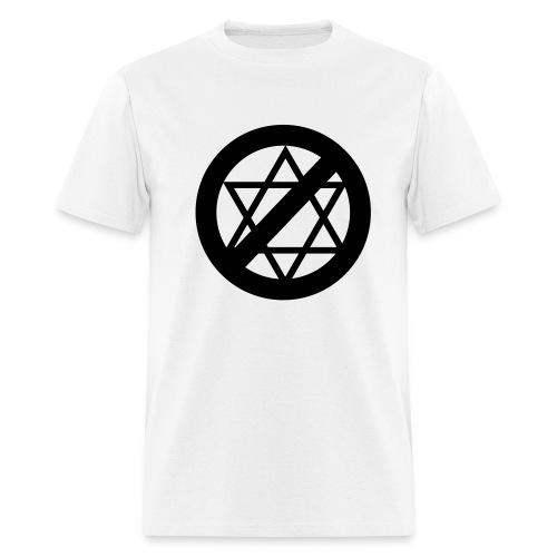 No Jews Allowed - Men's T-Shirt