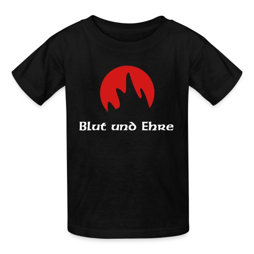 Youth Shirt Blood and Fire - Kids' T-Shirt