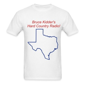 Hard Country Radio's Spring Tee - Men's T-Shirt