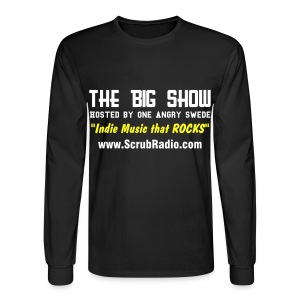 BIG Show: Long Sleeves - Men's Long Sleeve T-Shirt