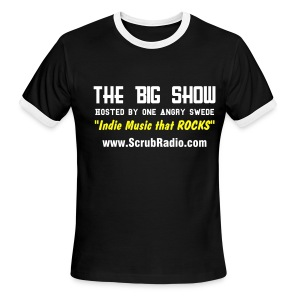BIG Show: Ringer - Men's Ringer T-Shirt