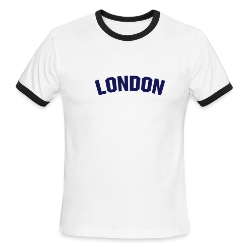 London - Men's Ringer T-Shirt