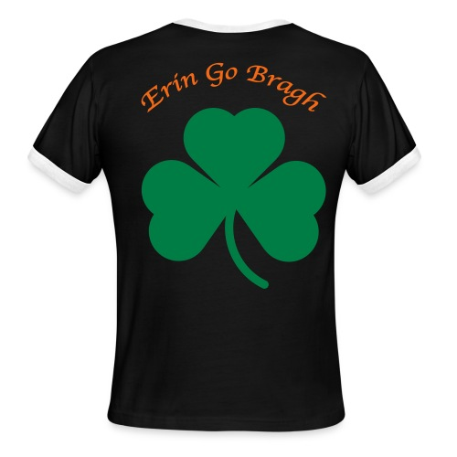 St. Pattys Day Shirt! - Men's Ringer T-Shirt