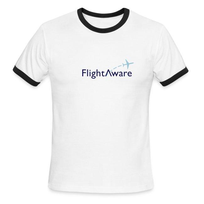 FlightAware Ringer Tee