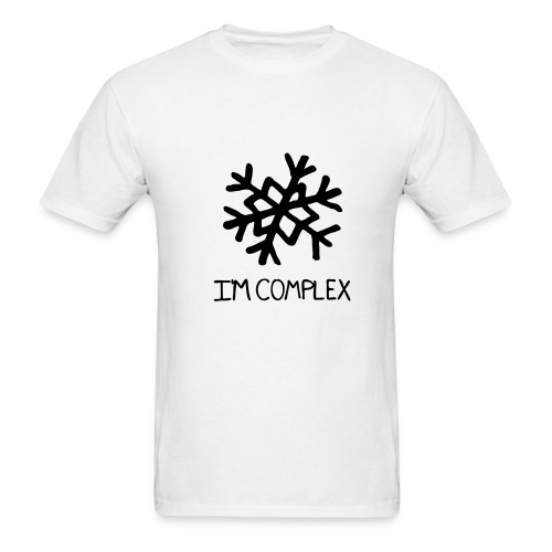 Im Complex - Men's T-Shirt
