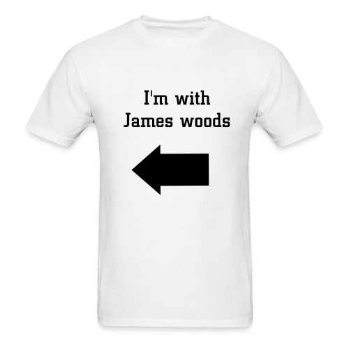 James woods - Men's T-Shirt