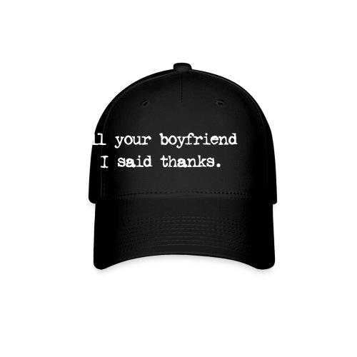 Cap - Boyfriend - Baseball Cap