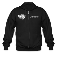 Zip Hoodies & Jackets ~ Men's Zip Hoodie ~ Personalized Hoodie