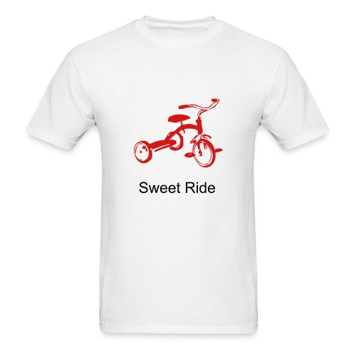 Tricycle - Men's T-Shirt