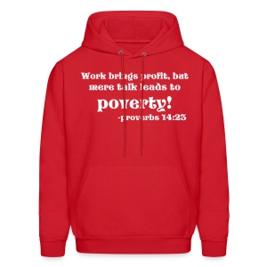 Words of Wisdom - Men's Hoodie