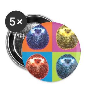 Badge petit 25mm - Hérisson Pop hedgehog