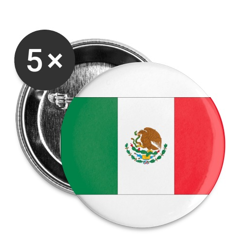 MEXICO - Small Buttons