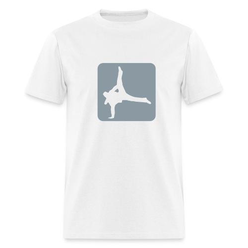 breakdancers01 - Men's T-Shirt