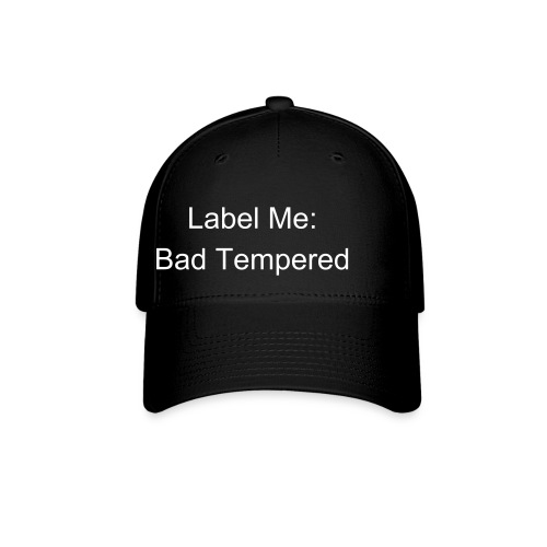 label me - Baseball Cap