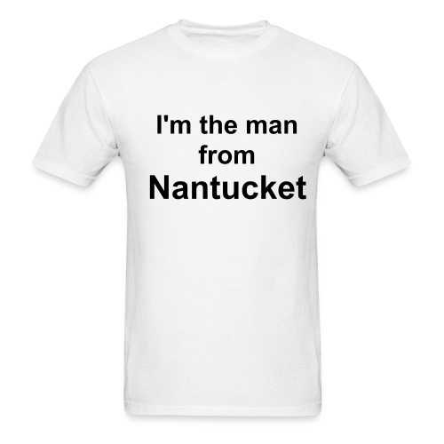 Nantucket - Men's T-Shirt