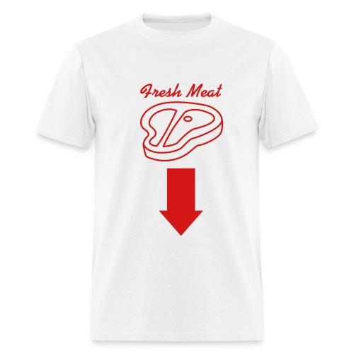 Fresh Meat - Men's T-Shirt