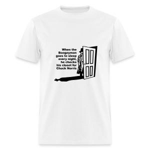 chuck+boogeyman - Men's T-Shirt