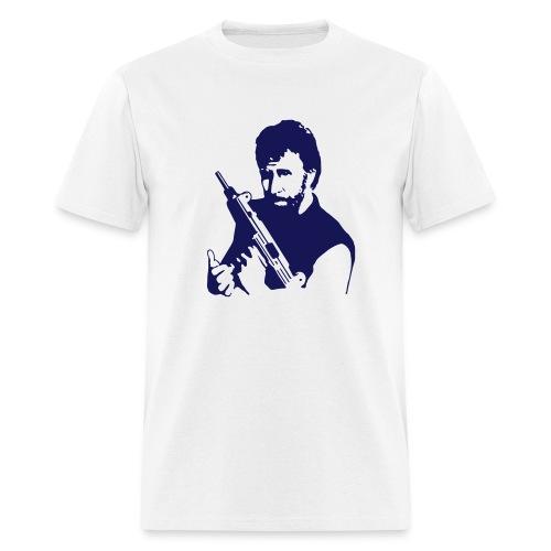 chuck norris, bitch! - Men's T-Shirt