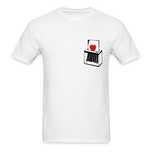t - Men's T-Shirt
