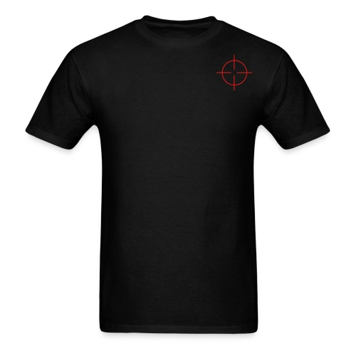 Bulls-eye - Men's T-Shirt