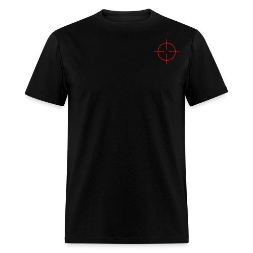 Bulls-eye - Men's T-Shirt