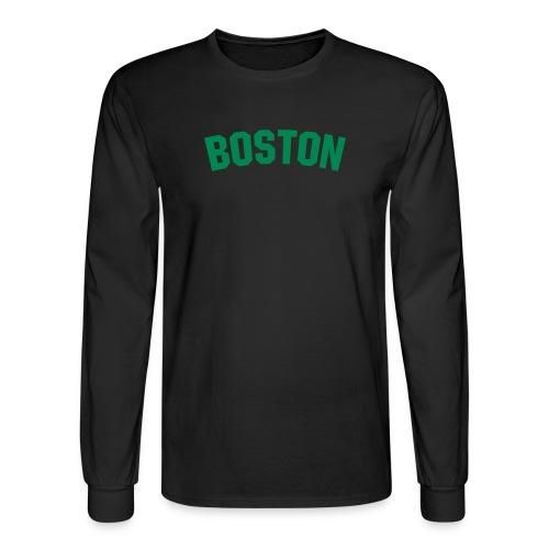Boston '06 - Black - Men's Long Sleeve T-Shirt