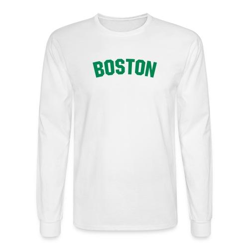 Boston '06 - White - Men's Long Sleeve T-Shirt