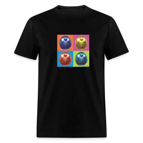 Men's T-Shirt - Hérisson Pop hedgehog