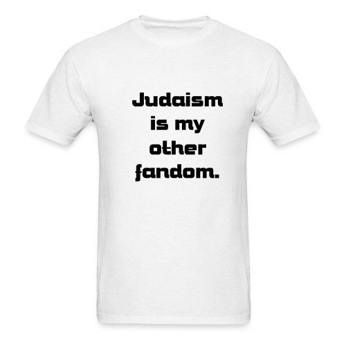 Other fandom basic tee - Men's T-Shirt