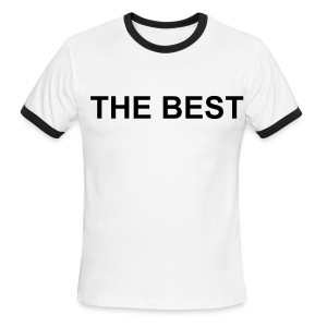 The Best - Men's Ringer T-Shirt