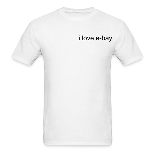 E-bay - Men's T-Shirt