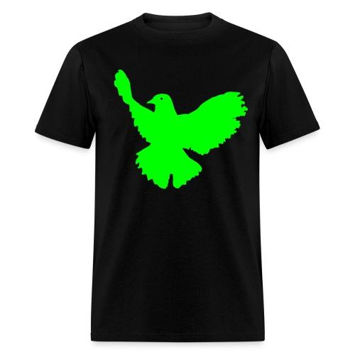 PEACE PIGEON - Men's T-Shirt