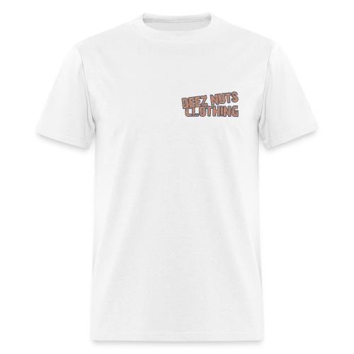 Nikki B Front & Back T-Shirt - Men's T-Shirt