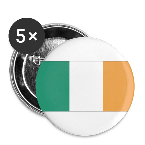 Ireland Pins - Large Buttons