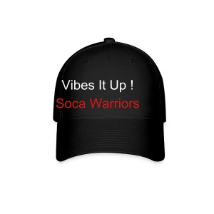 Vibes it up. - Baseball Cap