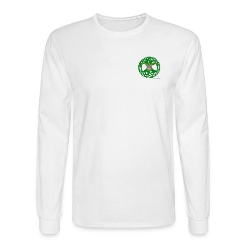 M-Basic Roots - Men's Long Sleeve T-Shirt