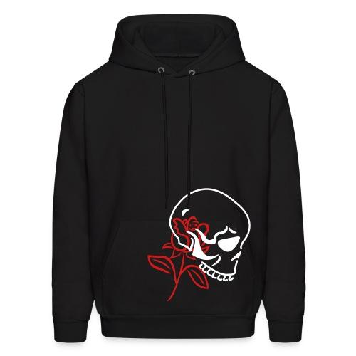 Hoody-Skull - Men's Hoodie