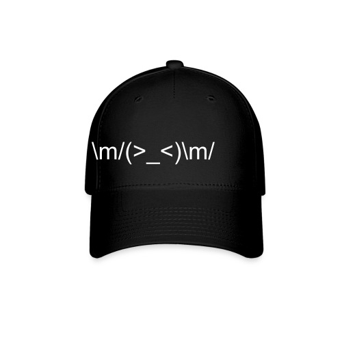 Ascii Rocker Hat - Baseball Cap